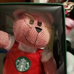 Starbucks bear